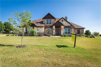 Weatherford Single Family Home For Sale: 110 Club House Drive