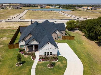 Prosper Single Family Home Active Option Contract: 1411 Rainier Drive