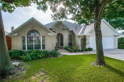 Rowlett Single Family Home For Sale: 6502 Warwick Drive