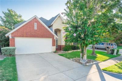 Irving Single Family Home For Sale: 207 Edgestone Drive