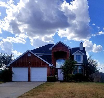 Midlothian Single Family Home For Sale: 1145 Finch Circle