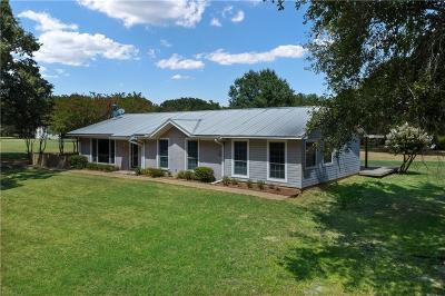 Mabank Single Family Home For Sale: 16102 Fm 90
