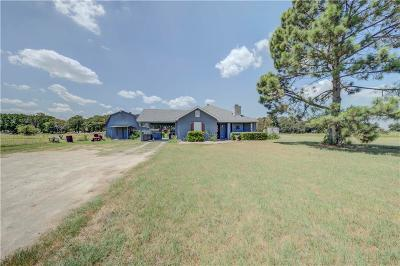 Archer County, Baylor County, Clay County, Jack County, Throckmorton County, Wichita County, Wise County Single Family Home For Sale: 170 Private Road 3425