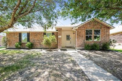 Single Family Home For Sale: 3007 Misty Way Drive