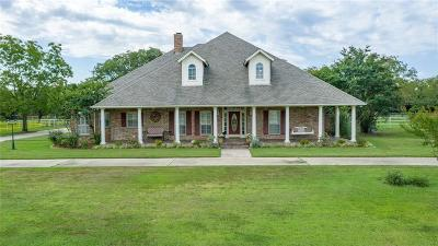 Tarrant County Single Family Home For Sale: 6280 Oak Hollow Drive