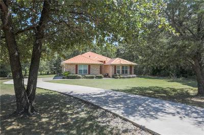Navarro County Single Family Home For Sale: 145 County Road 2230k