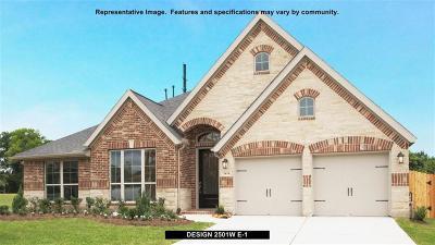 Aubrey Single Family Home For Sale: 1201 Bridle Path Drive