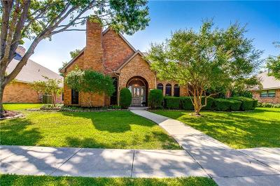 Mesquite Single Family Home For Sale: 1312 Gonzales Drive