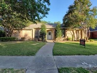 Garland TX Single Family Home For Sale: $239,900