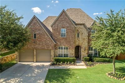 McKinney Single Family Home For Sale: 8616 Broad Meadow Lane