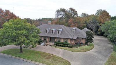 Corsicana Single Family Home For Sale: 1612 Bowie Circle