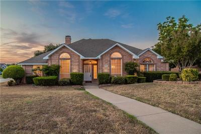 Desoto Single Family Home For Sale: 601 Teresa Drive