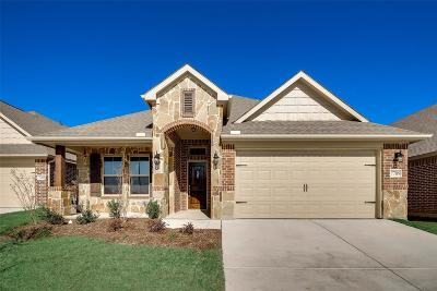 Fort Worth Single Family Home For Sale: 7709 Northumberland Drive