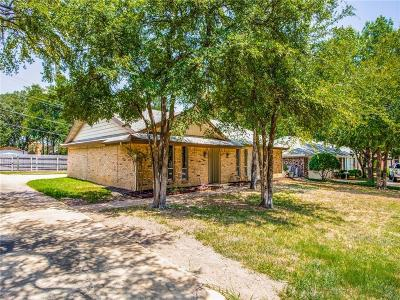 Bedford Single Family Home Active Option Contract: 705 Kentwood Circle