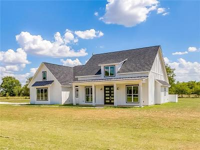 Johnson County Single Family Home Active Option Contract: 4220 County Road 703
