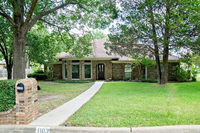 Athens Single Family Home For Sale: 1103 Hillside Drive