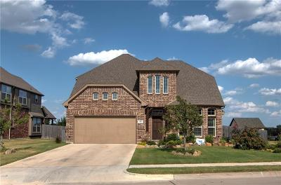 Weatherford Single Family Home For Sale: 808 Saddle Ridge Trail