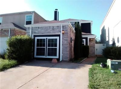 Duncanville TX Single Family Home For Sale: $145,000