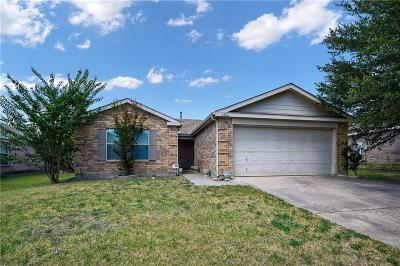 Melissa Single Family Home For Sale: 2405 Buck Pass