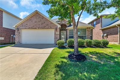 Fort Worth Single Family Home Active Option Contract: 11513 Kenny Drive
