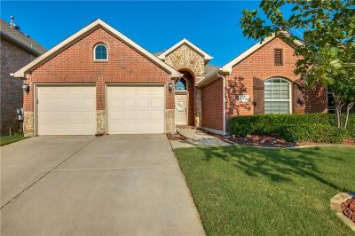 Little Elm Single Family Home For Sale: 1112 Westview Drive