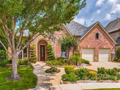 Frisco Single Family Home For Sale: 20 Secluded Pond Drive