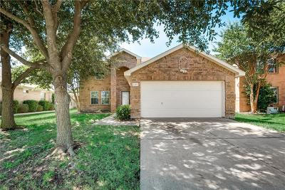 Crowley Single Family Home For Sale: 1109 Boxwood Drive