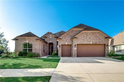 Denton Single Family Home For Sale: 9420 Crestview Drive