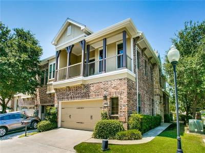 Richardson Townhouse For Sale: 2209 Shady
