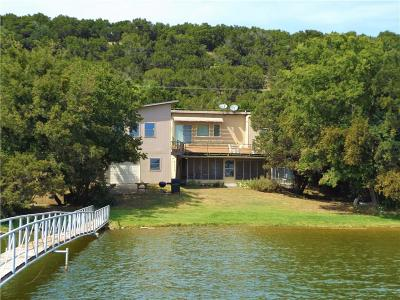 Possum Kingdom Lake Single Family Home For Sale: 5113 Fm 1148