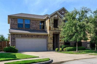 Garland Single Family Home For Sale: 4507 Forest Bend Court