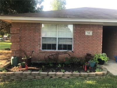 Springtown Single Family Home For Sale: 708 E 7th Street