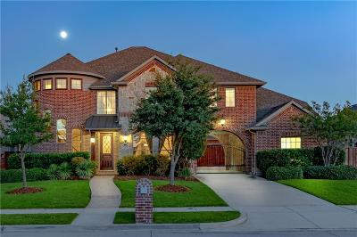 Tarrant County Single Family Home For Sale: 1909 Sterling Trace Drive