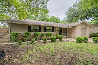 Plano Single Family Home For Sale: 1613 Judy Drive