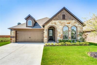 Justin TX Single Family Home For Sale: $284,900