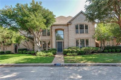Fort Worth Single Family Home For Sale: 2732 Riverwood Trail