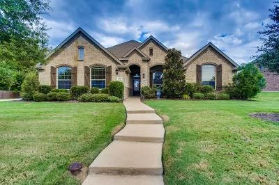 Rowlett Single Family Home Active Option Contract: 8001 Horseshoe Bend