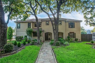 Fort Worth Single Family Home For Sale: 440 Eastwood Avenue