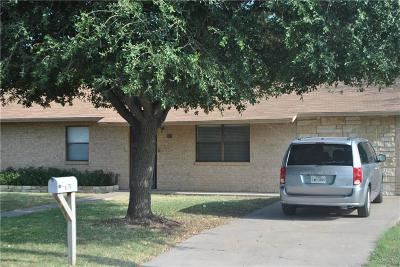 Comanche Single Family Home Active Contingent: 701 W Grand Avenue