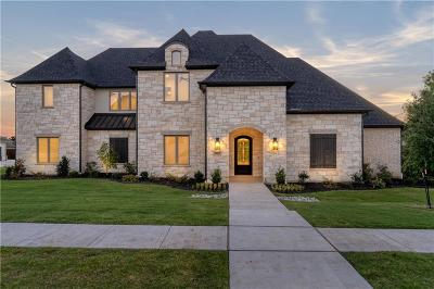 Colleyville Single Family Home For Sale: 6112 Legacy Trail