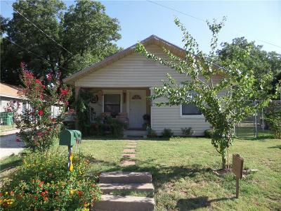 Erath County Single Family Home For Sale: 234 W Blackjack Street