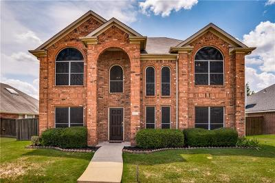 McKinney Single Family Home For Sale: 3810 Rose Court