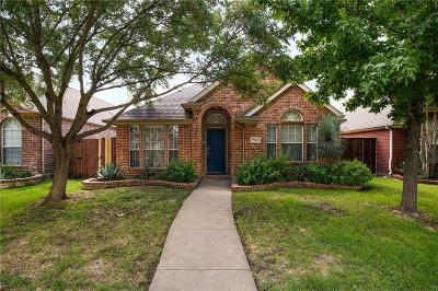 Plano Single Family Home For Sale: 7903 Mulchin S Way