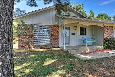 Sherman Single Family Home For Sale: 1504 W McGee Street