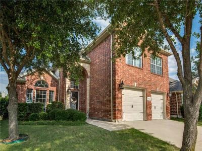 Fort Worth Single Family Home Active Option Contract: 11813 Vienna Apple Road