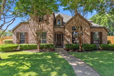 Allen Single Family Home Active Option Contract: 1825 Glenville Drive