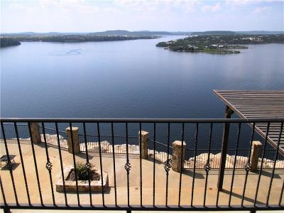 Possum Kingdom Lake Single Family Home For Sale: 215 Bay Hill Drive