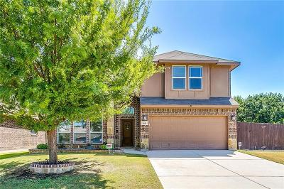 Burleson Single Family Home Active Option Contract: 931 Hidden Lake Drive