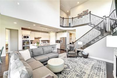 Northlake Single Family Home For Sale: 1216 Indian Grass Lane