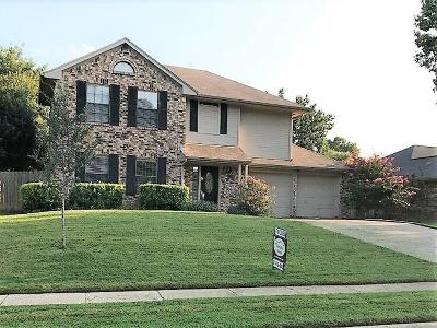 Grapevine Residential Lease For Lease: 509 Westbury Drive